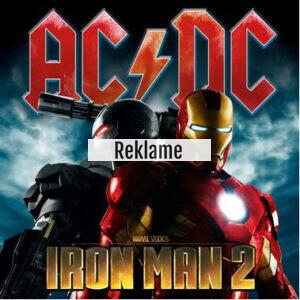 AC/DC leverer seriøs filmmusik til Iron Man 2