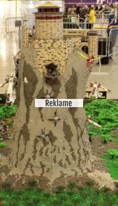 LEGO udstilling i Taastrup