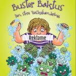 Buster Baktus: Den store vaskehænderbog. Pressefoto.