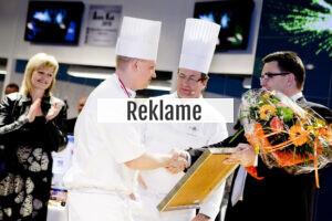 De bedste kokke og tjenere