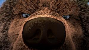 Bjørn i biografen