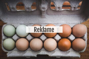 Æg – noget af det sundeste du kan spise